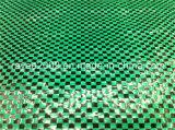 Superior ambientalmente seguro blanca tejida de polipropileno Weed Mat