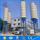 El mejor Venta de lotes de planta mezcladora de concreto en la India (HZS120)