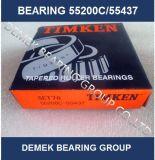 최신 인기 상품 Timken 인치 테이퍼 롤러 베어링 55200c/55437 Set78