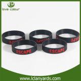 Bracelet bracelet en silicone OEM Bracelet Band Silicone pour personnalisé