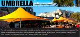 屋外のための昇進PVCファブリック浜の喫茶店の傘