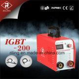 Máquina de soldadura esperta do inversor MMA (IGBT-120/140/160)