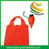 Мешок Drawstring моркови Reuseable 190t форменный Nylon складной для рекламировать