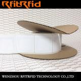 contrassegni dell'autoadesivo RFID di alta qualità dei campioni liberi 13.56MHz per i libri