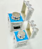 Pesos de la prueba del acero inoxidable con el rectángulo de aluminio