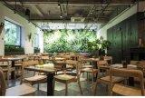 식당 저녁식사 호두 오크 단단한 나무로 되는 의자