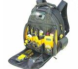 Многофункциональный Backpack мешка инструмента устроителя Backpack с конструкцией света СИД