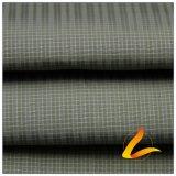 75D 270t Water & Wind-Resistant Piscina Sportswear casaco para tecidos de malha 100% poliéster Jacquard E144A)
