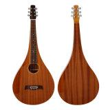 Guitarra hawaiana al por mayor de Weissenborn de la carrocería de la lágrima de Aiersi