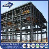 2017 가벼운 강철 구조물 Prefabricated 강철 구조물 작업장