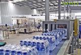 Máquina de rellenar automática del agua mineral (línea de embotellamiento 3-in-1 HSG18-18-6)