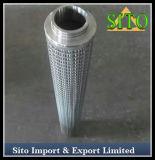 Filtro de malla de alambre de acero inoxidable Cilindro / filtro de acero inoxidable de malla de alambre Cartucho