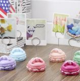 Support de carte en forme de Macarons décoratif Nom Tag Holder Memo Clip
