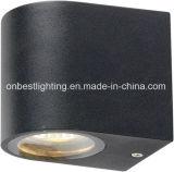 Elegante de pared de luz LED GU10 5W Bombilla LED en IP65