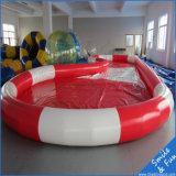 Grande piscina gonfiabile rotonda di vendita calda per gli adulti dei capretti