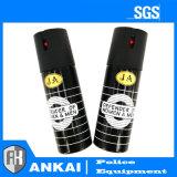 spray au poivre de garde de sécurité de 60ml Ja pour la protection personnelle