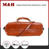 Zweifach verwendbare große Kapazität PU-echtes Leder-Handtasche