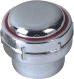 Hahn-Griff im ABS Plastik mit Chrom-Ende (JY-3016)