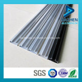 Aluminiumstrangpresßling-Profil für Einlage MDF Slatwall