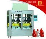 Het Vullen van pvc pp van het Product van de Duik en van de Afschuiming van het Type van voering de Corrosieve Plastic Machine van de Productie