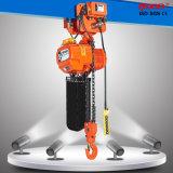 elektrische hochziehende Hochleistungsmaschine 5ton mit elektrischer Laufkatze