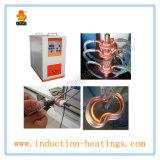 macchina di brasatura del Rod di saldatura di induzione della lega di frequenza ultraelevata 6kw
