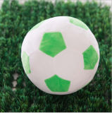 Подушка Emoji шарика футбола плюша поддержки тела малая
