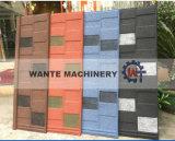 2016多彩な石の上塗を施してある金属の屋根瓦の価格