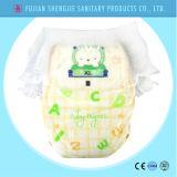 OEM индивидуального стиля Pant хлопка на резинке одноразовые Baby Diaper