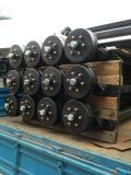 Настраиваемые прицеп торсионной подвески с помощью колеса и шины