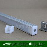 Profilo registrabile quadrato sospeso del LED per la striscia del LED