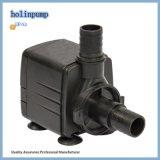 Pompe à eau domestique submersible sans frottoir de la pompe de C.C de pompe d'aquarium (HL-270DC)