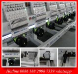 8 Hauptschutzkappen-flache Stickerei-Maschine/multi multi Hauptfunktion computergesteuerte Stickerei-Maschine
