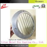 Aluminiumlegierung Druckguss-Wand-Beleuchtung-Lampen-Blendenverschluß/Luftschlitz/blinde Teile