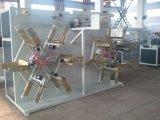 PE 관을 제조하는 기계