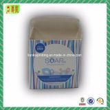 Custome imprimió el rectángulo de papel suave de Foldble para empaquetar