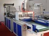 Automatiquement quatre ligne sac de T-shirt de cachetage faisant la machine (SSC-600F)