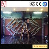 Портативная ферменная конструкция этапа для напольной ферменной конструкции алюминия этапа ферменной конструкции освещения этапа венчания случая