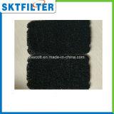 Skt negro esponja de espuma de carbón activado