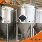 Rostfreies industrielles Bier verwendetes Gärungsbehälterbrew-Gerät 500L China