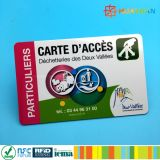 De Kaart NFC van de Kaart RFID MIFARE DESFire EV1 8K RFID van cpu
