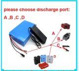 Батарея самоката батареи 48V 2000W Bike батареи лития 48V 25ah электрическая электрическая