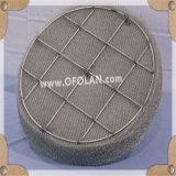 Чистый никель проволочной сетке маслоуловителя