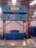 Prensa hidráulica del Solo-Movimiento de la Cuatro-Columna para el gráfico Yll27-500t del metal de hoja