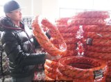 Bester Suppiler Motrocycle Gummireifen neues Muster-China-