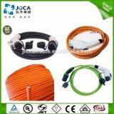Зарядный кабель Evc07e2q-H/S90u 3*6+2*0.5mm2 32A EV для электрического автомобиля корабля