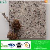 Pierre multiple grise de quartz de silice pour le dessus de vanité