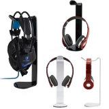 Étalage acrylique d'écouteur de support de bride de fixation d'écouteur d'écouteur