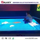 Etapa a todo color de la danza del mejor precio P6.25/P8.928 LED con sensitivo al contacto