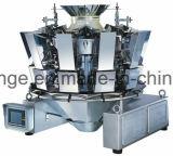 Ponderazione automatica di verticale 10heads e macchina imballatrice